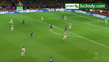 هدف ليفربول الأول في الأرسنال .. الدروي الانجليزي تعليق رؤوف خليف