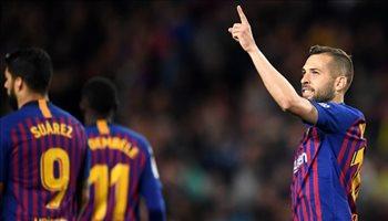 فيديو.. 6 نقاط تفصل برشلونة عن لقب الليجا بفوز صعب على ريال سوسييداد