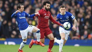 إيفرتون يمنح مانشستر سيتي الصدارة بالتعادل السلبي مع ليفربول