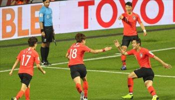 كأس آسيا| فيديو.. كوريا تنتزع الصدارة من الصين وقيرغيزستان تطيح بالفلبين