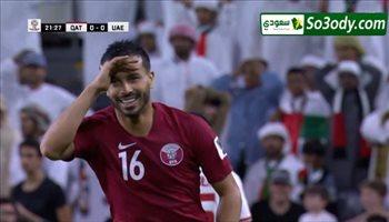 هدف قطر الاول في مرمي الامارات .. كأس أسيا - تعليق رؤوف خليف