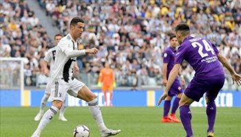 فيديو.. هدف ذاتي يهدي يوفنتوس لقب الدوري الإيطالي الثامن على التوالي