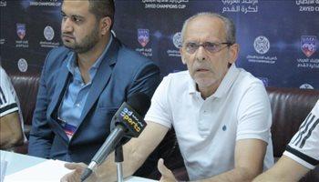 كأس زايد| مدرب الإسماعيلي: نحترم الرجاء بشدة وسنلعب من أجل الفوز فقط