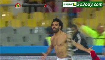 محمد صلاح يحرز هدف الفوز على منتخب تونس بالدقيقة الأخيرة تعليق رؤوف خليف