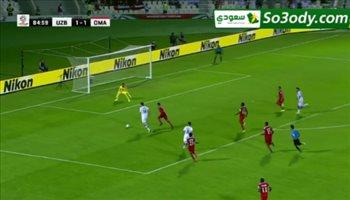 اهداف مباراة .. أوزبكستان 2 - 1 عمان كأس أمم أسيا
