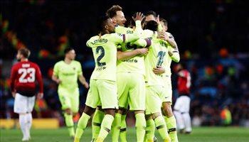 ميسي يقود برشلونة وثلاثي شاب في قيادة مانشستر يونايتد