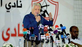 مرتضى منصور يحرر محضر ضد مدرب الأهلي السابق