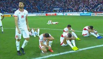 أهداف مباراة .. فيتنام (1) 4 - 2 (1) الاردن .. كأس أسيا