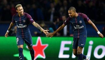 مبابي ونيمار أبرز المرشحين لجائزة أفضل لاعب في فرنسا