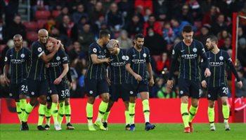 الدوري الإنجليزي| فيديو.. مانشستر سيتي يعود لطريق الانتصارات بثلاثة في شباك ساوثهامبتون