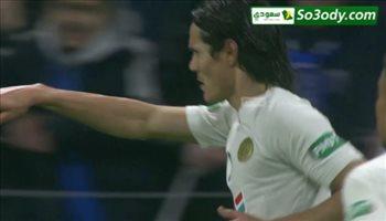 اهداف مباراة .. فيلفرانش0 - 3باريس سان جيرمان .. كاس فرنسا