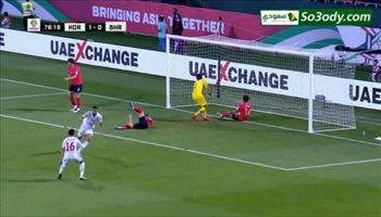أهداف مباراة .. كوريا الجنوبية 2 - 1 البحرين .. كأس أسيا