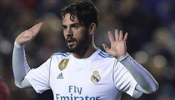 """ريال مدريد يقرر التضحية بـ """"إيسكو وخاميس"""" من أجل نيمار"""