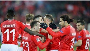 الأمم الأوروبية| فيديو.. ريمونتادا سويسرية تضرب بلجيكا بخماسية وتتأهل للمربع الذهبي