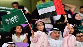 """الكشف عن موعد """"الكلاسيكو الخليجي"""" بين السعودية والإمارات وديا"""