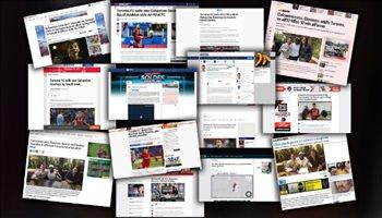 جيوفينكو والهلال يتصدران عناوين الصحف العالمية