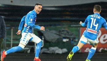 الدوري الإيطالي| تشكيل هجومي لنابولي في مواجهة فيورنتينا