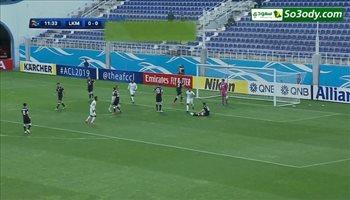 رومارينيو يسجل للاتحاد أمام لوكوموتيف .. دوري أبطال آسيا