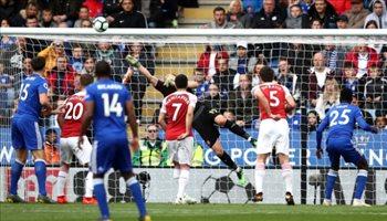 فيديو.. أرسنال يسقط بثلاثية جديدة في الدوري الإنجليزي أمام ليستر سيتي