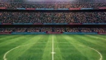 تيفو برشلونة لقمة ليفربول في دوري أبطال أوروبا