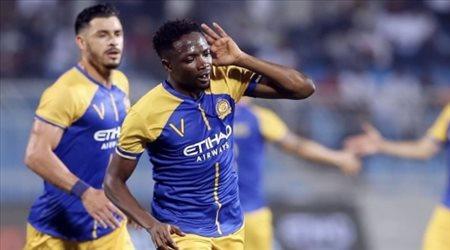 تصريح مدرب نيجيريا عن موسى يقلق النصراويين