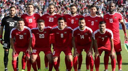 غرب آسيا| فلسطين في صدارة المجموعة الأولى بعد الفوز على اليمن