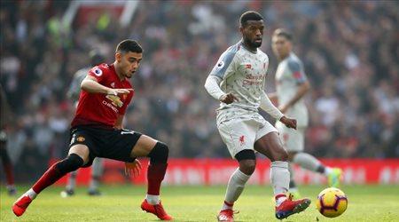 مواجهة نارية بين مانشستر يونايتد وليفربول في كأس الاتحاد الإنجليزي