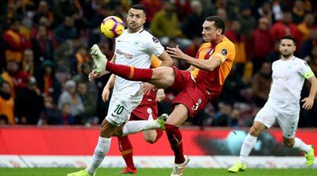 بعد بشكتاش.. كورونا يهاجم جالطة سراي التركي