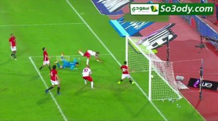 هدف تونس الثاني في منتخب مصر .. تعليق رؤوف خليف