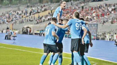 الفيصلي يتوج رسميا بلقب الدوري الأردني للمرة 34