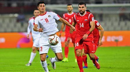 مجموعة السعودية.. فوز فلسطين وتعادل اليمن مع سنغافورة
