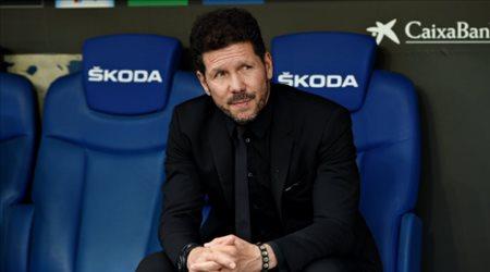 """بعد التعادل مع برشلونة.. سيميوني يعلنها """"ريال مدريد بطل الدوري الإسباني"""""""