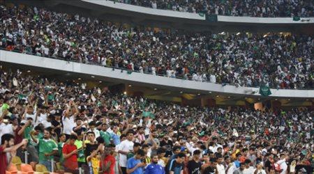 رسميا.. حضور كامل العدد في جميع ملاعب السعودية