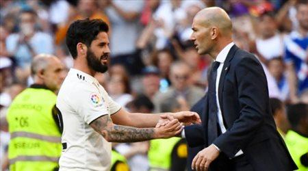 ضحايا سولاري قرروا الاستمرار في ريال مدريد بعد عودة زيدان