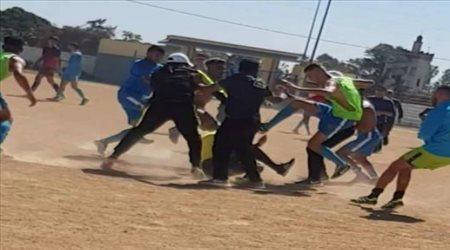 تهديدات بالقتل واعتداء وحشي على حكم في الدوري المغربي