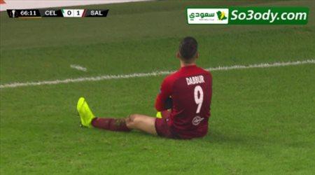 اهداف مباراة ..  سيلتك 1 - 2 ريد بول سالزبورغ .. الدوري الاوروبي