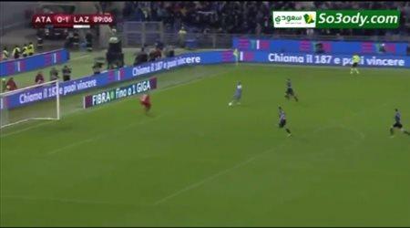 أهداف مباراة .. أتالانتا 0 - 2 لاتسيو .. نهائي كأس ايطاليا