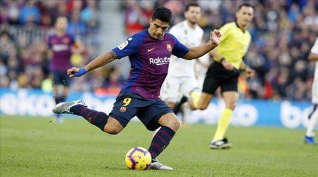 رسميا.. سواريز يحصل على التصريح الطبي وجاهز لقيادة برشلونة أمام مايوركا