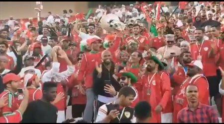 الحبسي يترك كرة القدم.. وينضم إلى صفوف المشجعين