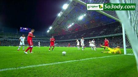 اهداف مباراة .. روسيا 2 - 0 تركيا ..  دوري الأمم الأوروبية