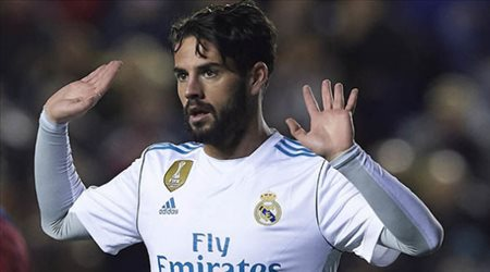 خطة جوارديولا لخطف إيسكو من ريال مدريد