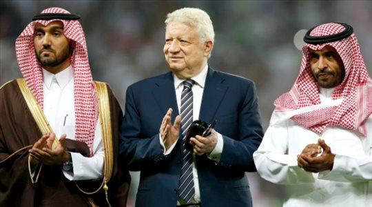"""الزمالك المصري يخطط لـ""""صفقة مدوية"""" من الدوري السعودي"""