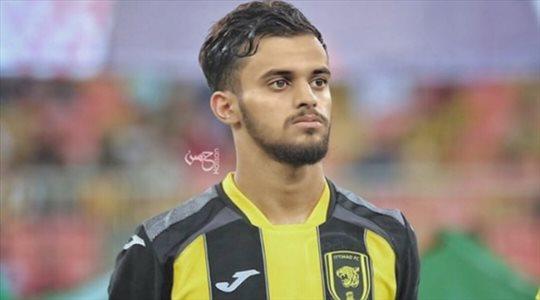 الاتحاد يعلن إصابة طارق عبد الله بالرباط الصليبي