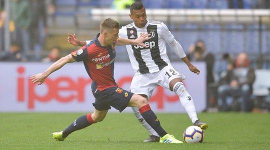 فيديو .. جنوى يذيق يوفنتوس أول خسارة في الدوري الإيطالي
