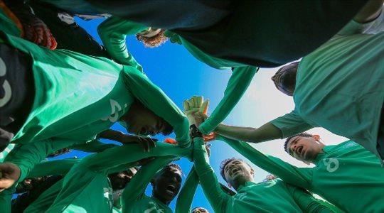 """مجموعة """"متوازنة"""" للأخضر في تصفيات المونديال وكأس آسيا"""