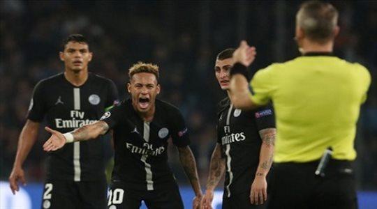 باريس سان جيرمان مهدد بالاستبعاد من دوري أبطال أوروبا