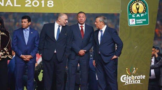 """الأهلي المصري يرد على """"سرقة"""" الخطيب لميدالية دوري أبطال إفريقيا"""