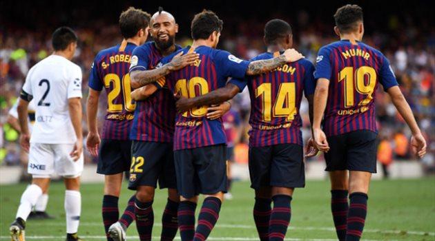نجم برشلونة ينتقل إلى قطر !