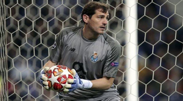 كاسياس يعلن قراره بشأن اعتزال كرة القدم قريبا