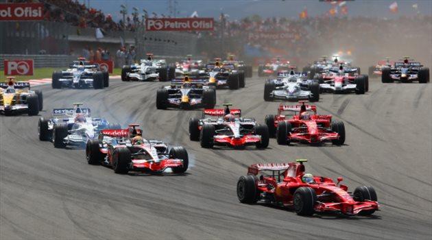 """شبكة قنوات """"MBC"""" تفوز بحقوق البث الحصري لسباقات """"الفورمولا 1"""""""